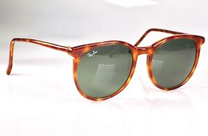 Vintage 1980's B&L Ray Ban Traditionals Style C Sunglasses, L1674, + Case