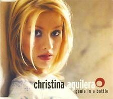 Maxi CD - Christina Aguilera - Genie In A Bottle - #A2064