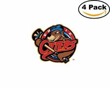 Erie Otters 4 Stickers 4X4 inches Sticker Decal
