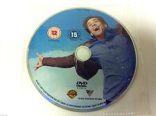 Yes Man DVD R2 PAL - Jim Carey Zooey Deschanel Bradley Cooper - DISC ONLY