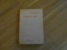 I GIORNI E LE NOTTI - K.SIMONOV - EINAUDI 1946  - (1)