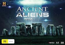 Ancient Aliens (DVD, 2016, 35-Disc Set) LIKE NEW REGION 4
