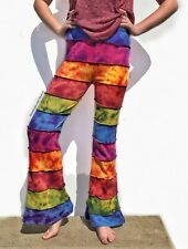 FABULOUS NEW FUNKY HIPPIE FESTIVAL FLARES PANTS / TROUSERS UK SIZE 8 10 14 16