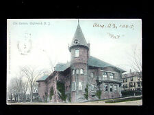 1905 Lyceum Englewood NJ post card