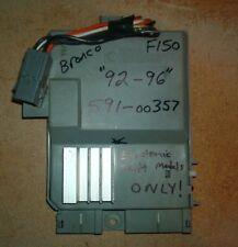 #F1TB-7E453-AA Ford F150 F250 Bronco Transfer Case Shift Module Computer 92-96