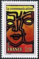 "FRANCE N°1884 ""COMMUNICATION, HELIOGRAVURE"" NEUF xx TTB"