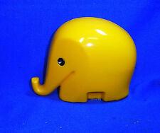 Vintage German Dresden Dresdner Bank Elephant Money Bank Box Design Colani #AE1