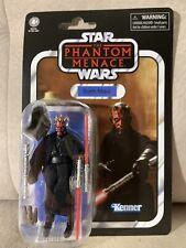 "DARTH MAUL Star Wars The Phantom Menace Vintage Collection 3.75"" Figure VC86"