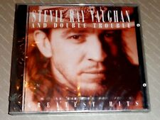 STEVIE RAY VAUGHAN and DOUBLE TROUBLE  -  GREATEST HITS  -  CD NUOVO E SIGILLATO