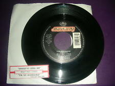 """Country 45 Billy Ray Cyrus """"Could've Been Me"""" w/ TITLE STRIP Mercury 1992 VG"""