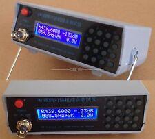 FM Power CTCSS frequency metros tester transmit receiver RF generador de señal