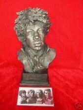 JIMI HENDRIX BUST FIGURINE SCULPTURE LIMITED EDITION BY LEGENDS FROEVER RARE