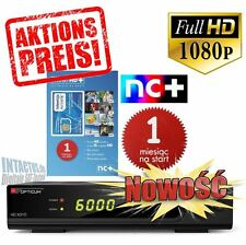 Smart HD+ Karte 2 Monate Prepaid Abo + HDTV dekoder Opticum X310 PVR