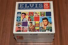 Elvis presley-the movie audio: 20 Original Albums (2014) (20xcd) (NEUF + OVP)