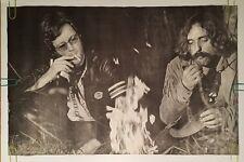Daniels & Storr Vintage Poster Easy Rider Peter Fonda Dennis Hopper Smoking 1970
