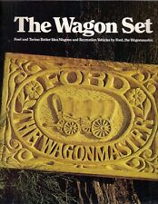 Ford Wagons 1971 USA Market Sales Brochure Torino Custom Galaxie LTD Squire