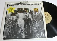 Electric Light Orchestra - OLE' ELO - LP - Exc to NM Vinyl - NM Jacket w/ shrink