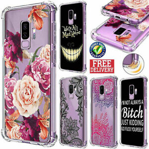 Shockproof Rubber Silicone TPU Cover For Samsung Galaxy A10 A50 A70 A21S  Case
