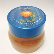 1 Bath & Body Works Spiced Pumpkin Cider With Pure Honey Body Scrub 8 oz 226g