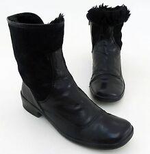 Gabor Damenstiefel & -Stiefeletten mit Blockabsatz aus Echtleder für Mittlerer Absatz (3-5 cm)