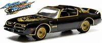 GREENLIGHT 44710A or 44710B PONTIAC TRANS AM model cars SMOKEY & THE BANDIT 1:64