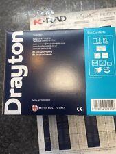 Drayton migenie singolo canale Internet Wireless riscaldamento controllo del termostato