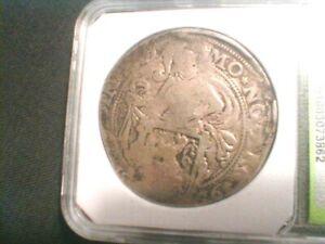 1576 Netherlands Lion Daalder Fully Dated & Sharply Struck