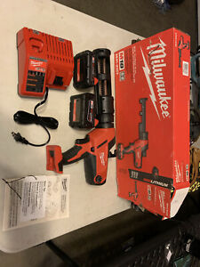 Milwaukee 2641-21 CT M18 10oz. Caulk and Adhesive Gun with Batteries And Charger