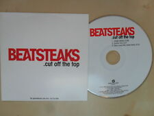Beatsteaks/Cut off the Top 2007 Promo inkl. Timo Maas Remix 3 Track/MCD