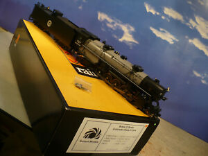 BRASS O Sunset 2 Rail Duluth,Missabe & Iron Range 2-10-4 F/P gray NO RESERVE