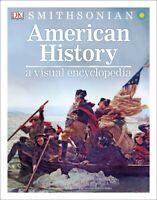 American History : A Visual Encyclopedia, Paperback by King, David C., Brand ...