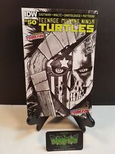 Teenage Mutant Ninja Turtles #50 Dimension X B/W NYCC Variant NM TMNT Eastman