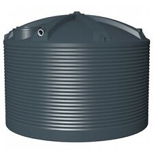 Polymaster 13,600LT Round Rain Water Tank - Free Delivery to most of Victoria