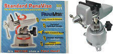 PanaVise 301 Home Garage Work Bench Hobby Repair Standard Swivel Vise Nylon Jaw