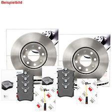 NK BREMSEN SET KOMPLETT MERCEDES BENZ S-KLASSE W222 V222 X222 S 500 4-matic