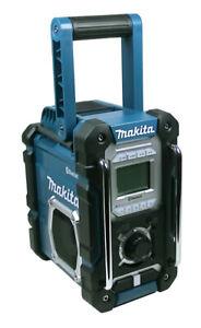 Makita DMR 108 Baustellenradio mit Bluetooth ---Solo--- ohne Akku und Ladegerät