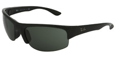 Authentic RAY-BAN 4173 - 601/71 Sunglasses Black / Green Classic *NEW* 62mm
