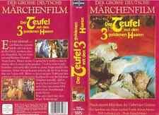 VHS Kassette Märchenfilm Der Teufel mit den 3 goldenen Haaren