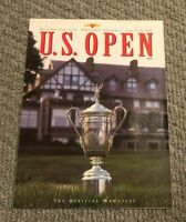 1993 US OPEN GOLF OFFICIAL MAGAZINE BALTUSROL GOLF CLUB SPRINGFIELD NEW JERSEY