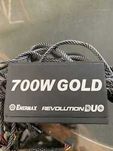 Enermax 700W GOLD Revolution Duo Power Supply - ERD700AWL-F