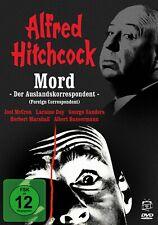 Alfred Hitchcock: Mord - Der Auslandskorrespondent (1940) - Filmjuwelen [DVD]