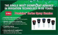 25 Toro O-T-10-Tq Precision Series 10' Three Quarter Sprinkler Nozzle