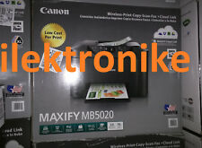 Brand NEW Canon MAXIFY MB5020 All-In-One Inkjet Printer