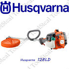 Husqvarna128LD 28cc 2-Stroke GasPowered Straight Shaft String Trimmer w/WARRANTY