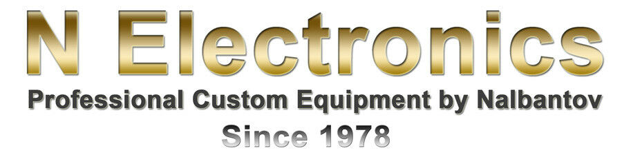 Nalbantov Electronics Ltd.