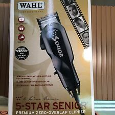 NEW WAHL 5 STAR SENIOR CLIPPER_PROFESSIONAL BARBER_8545