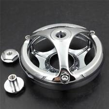 Motorcycle Chrome Horn Cover Cruisers fit For 1995-2006 Kawasaki Vulcan 800 2005