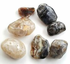 1/2 lb Oco Collection, Tumbled Whole Agate Geodes