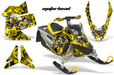 Snowmobile Graphics Kit Sled Decal Wrap For Ski Doo Rev XP Summit 08-12 MOTOHD Y