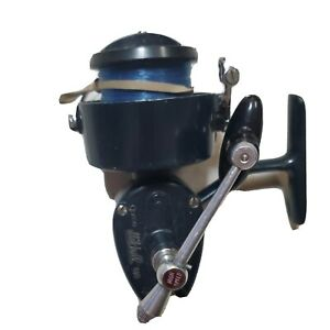 Vintage Garcia Mitchell 410 Spinning Reel 2 Extra Spools